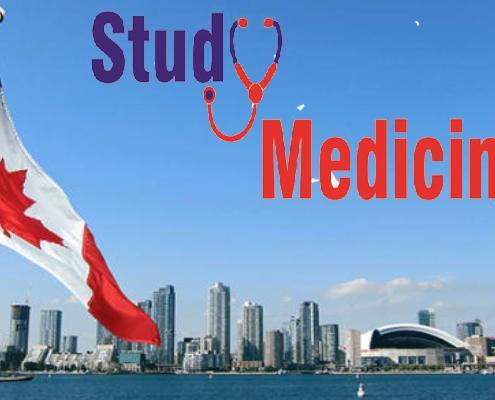 رشته پزشکی در کانادا