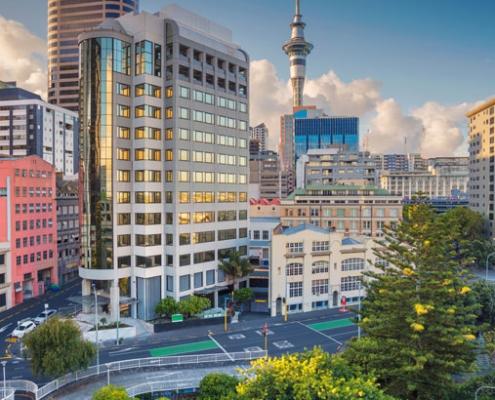 پزشکی در نیوزلند