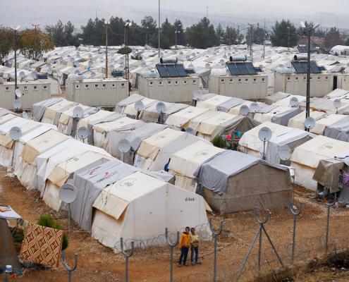 روش های پناهندگی ترکیه