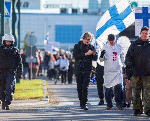 راه های پناهندگی فنلاند