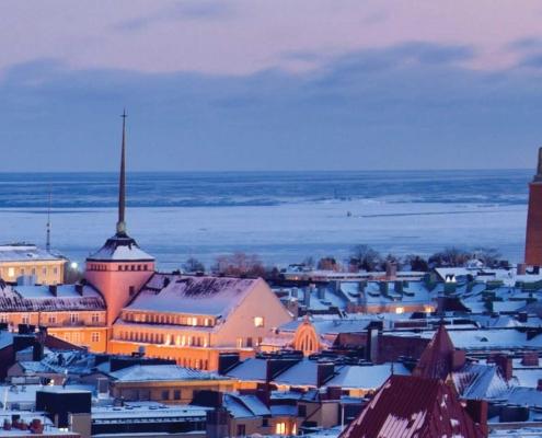 روش های مهاجرت به فنلاند