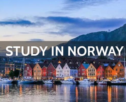 تحصیل در مقطع کارشناسی ارشد در نروژ