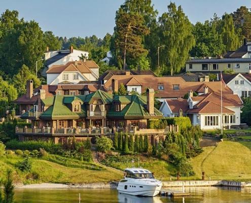 اقامت نروژ از طریق خرید خانه