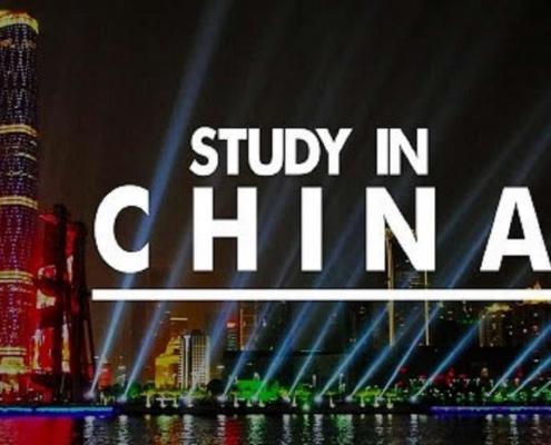 تحصیل به زبان انگلیسی در چین