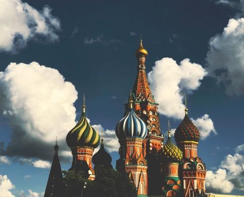 کارشناسی ارشد در روسیه
