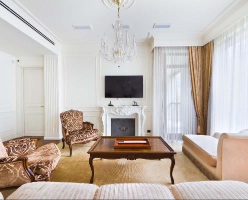 اقامت روسیه از طریق خرید خانه