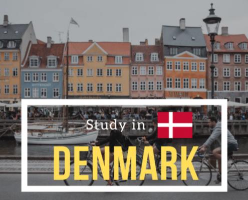 دانشگاه های دانمارک